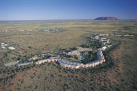 Yulara at Ayers Rock Resort